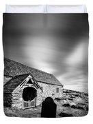 Llangelynnin Church Duvet Cover