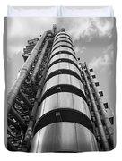 Lloyds Building London Duvet Cover