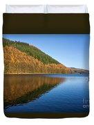 Llyn Geirionydd Duvet Cover