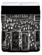 Lobster Shack Duvet Cover