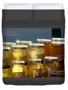 French Honey  Duvet Cover by France  Art