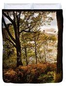 Loch Garry Duvet Cover