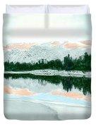 Loch Ossian Duvet Cover