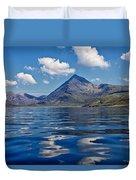 Loch Scavaig Duvet Cover