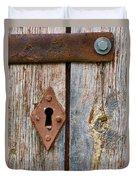 Lock Duvet Cover