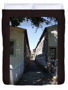 Locke Chinatown Series - Back Alley - 6 Duvet Cover