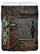 Locked Duvet Cover