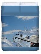 Lockheed Electra Jr. Duvet Cover