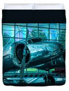 Lockheed Electra Duvet Cover