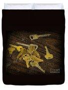 Locksmith - Rejected Keys Duvet Cover
