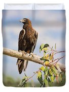 Lofty Visions - Wedge-tailed Eagle Duvet Cover
