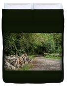 Logs Duvet Cover