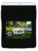 Lois Lane Car Duvet Cover