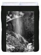 Loja Waterfall Mono Duvet Cover