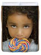 Lollipop Duvet Cover