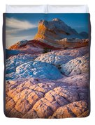 Lollipop Sunset Duvet Cover