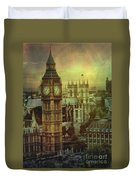 London - Big Ben Duvet Cover
