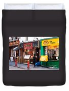 London Chinatown 03 Duvet Cover