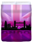 London City Duvet Cover