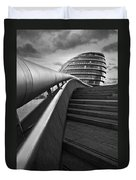 London City Hall. Duvet Cover
