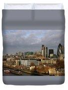 London Egg Duvet Cover
