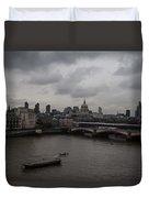 London Landscape Duvet Cover