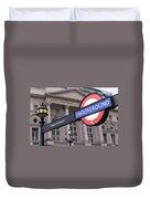London Underground 1 Duvet Cover