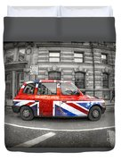 London's Calling Duvet Cover