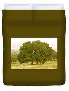 Lone Oaks Duvet Cover