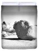 Lone Rock Duvet Cover