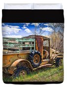 Lone Soldier Duvet Cover