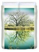 Lone Tree 2 Duvet Cover