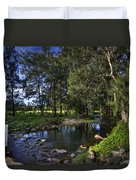 Lonely Creek Duvet Cover