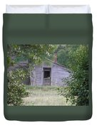 Lonely Doorway Duvet Cover