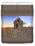 Lonely Homestead Duvet Cover