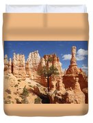 Lonely Trees Duvet Cover