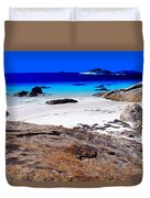 Lonesome Cove Duvet Cover