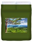 Lonesome Pine Duvet Cover