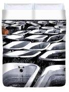 Lonesome Tub Duvet Cover