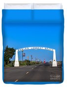 Long Beach Duvet Cover