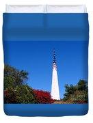 Long Island's Vietnam Memorial Duvet Cover