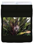 Long Leaf Explosion Duvet Cover