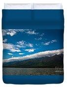 Long White Cloud Duvet Cover