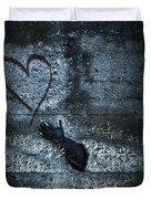 Longing For Love Duvet Cover by Joana Kruse