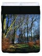 Longshaw Woods Duvet Cover