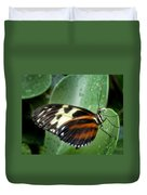Longwing Butterfly Duvet Cover