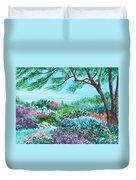 Longwood Gardens Duvet Cover