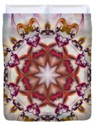 Look Into The Center Duvet Cover