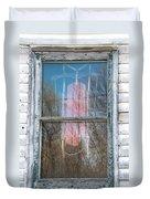 Look Through My Window II Duvet Cover