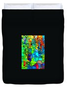 Looking Glass 1 Duvet Cover